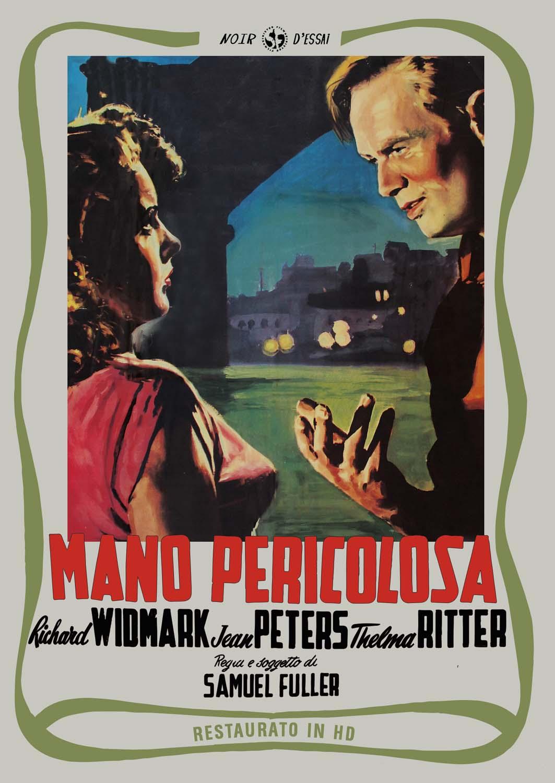 MANO PERICOLOSA (RESTAURATO IN HD) (DVD)