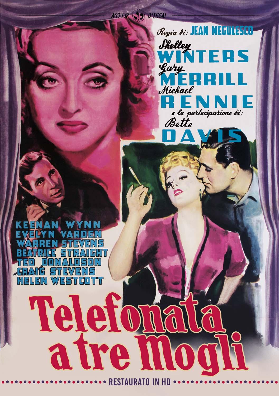 TELEFONATA A TRE MOGLI (RESTAURATO IN HD) (DVD)