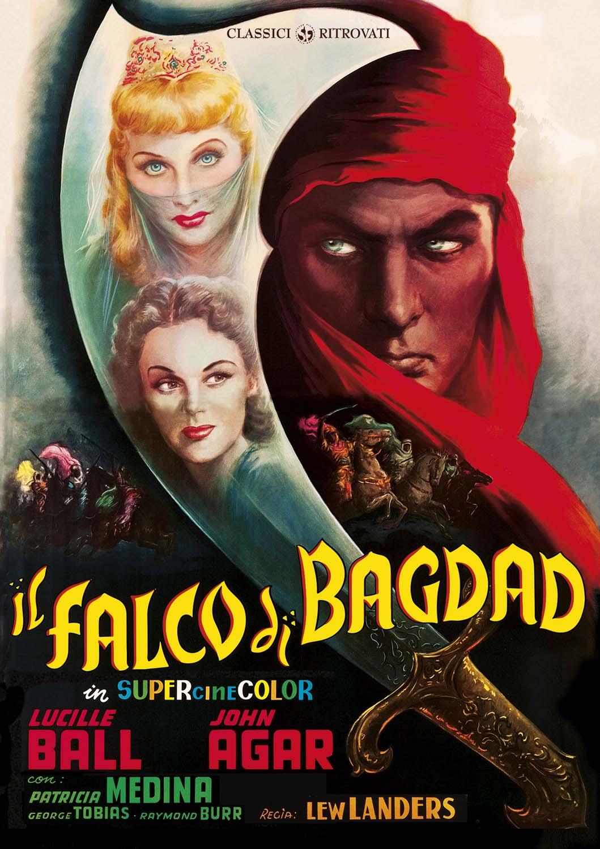 IL FALCO DI BAGDAD - AUDIO INGLESE (DVD)