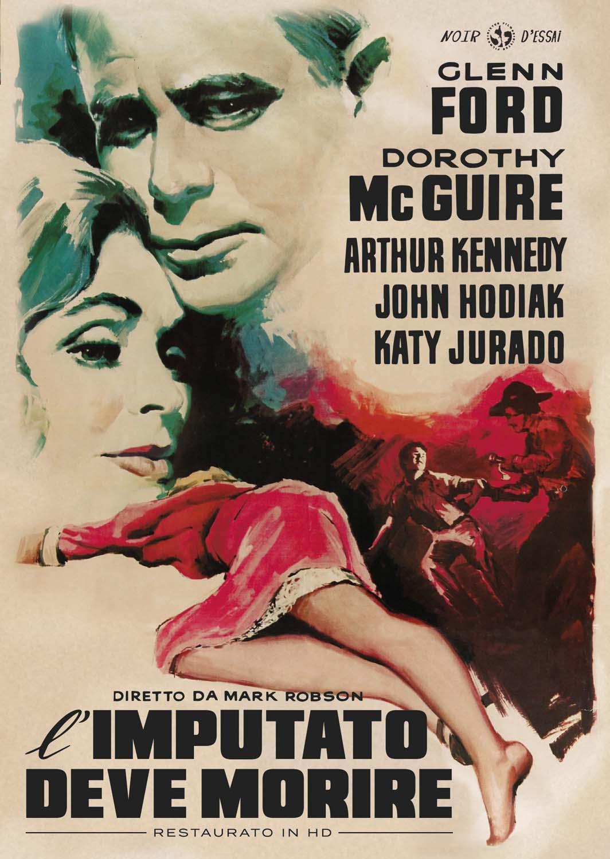 L'IMPUTATO DEVE MORIRE (RESTAURATO IN HD) (DVD)