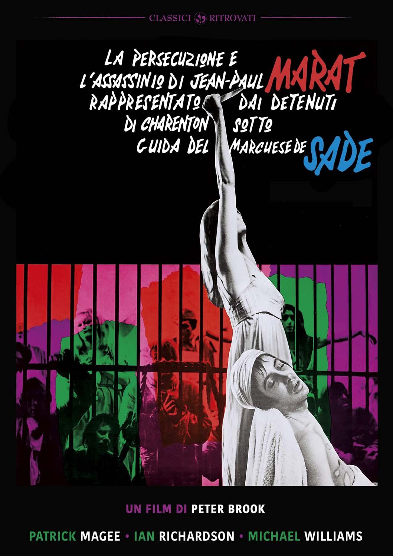 MARAT SADE (DVD)