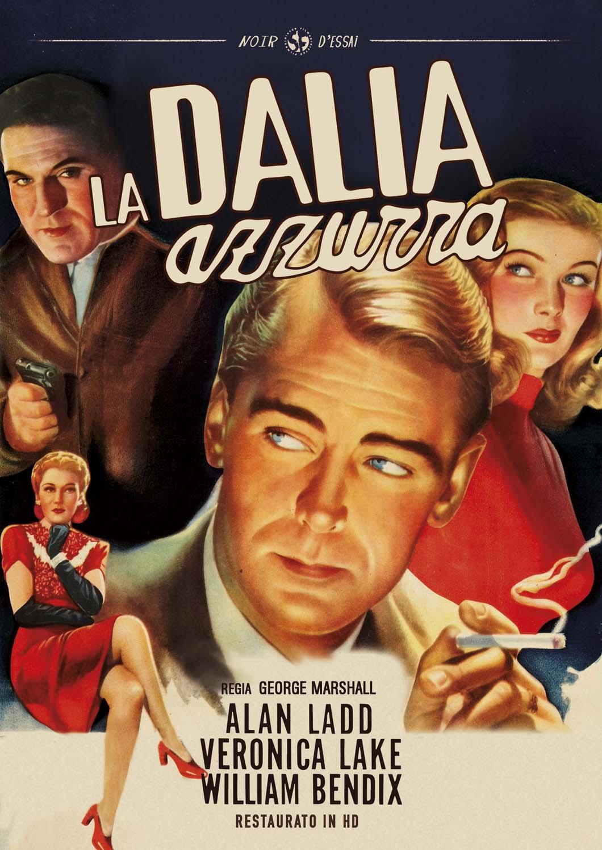 LA DALIA AZZURRA (RESTAURATO IN HD) (DVD)