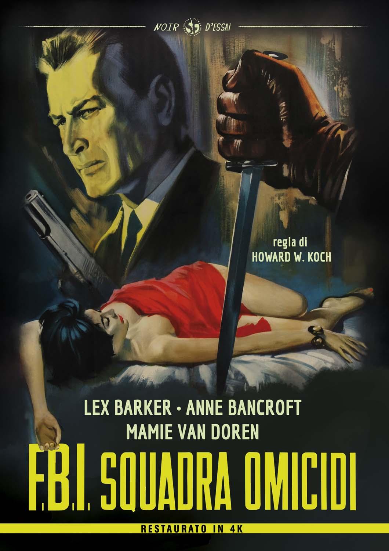 F.B.I. SQUADRA OMICIDI (RESTAURATO IN HD) (DVD)