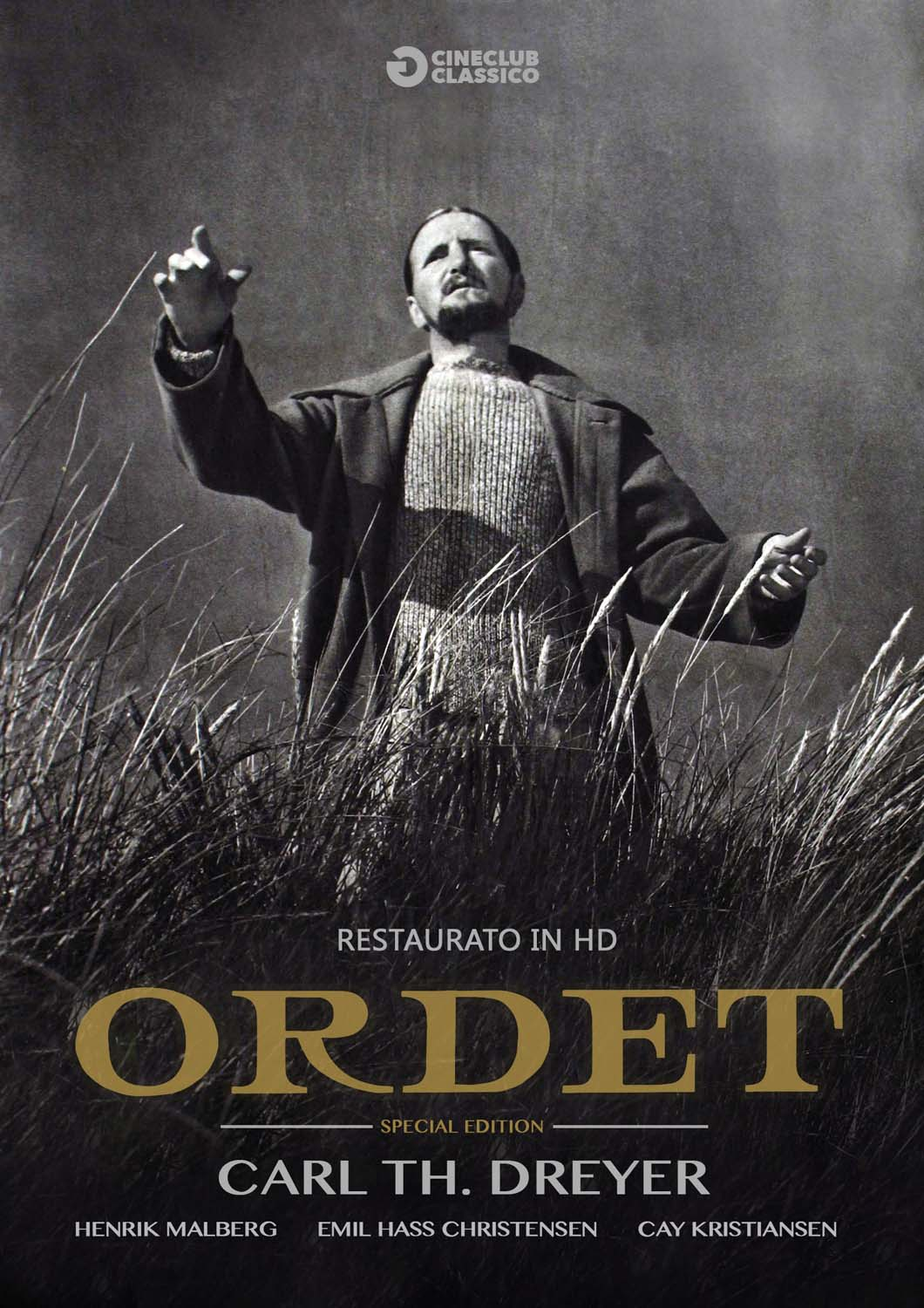ORDET (SPECIAL EDITION) (RESTAURATO IN HD) (DVD)