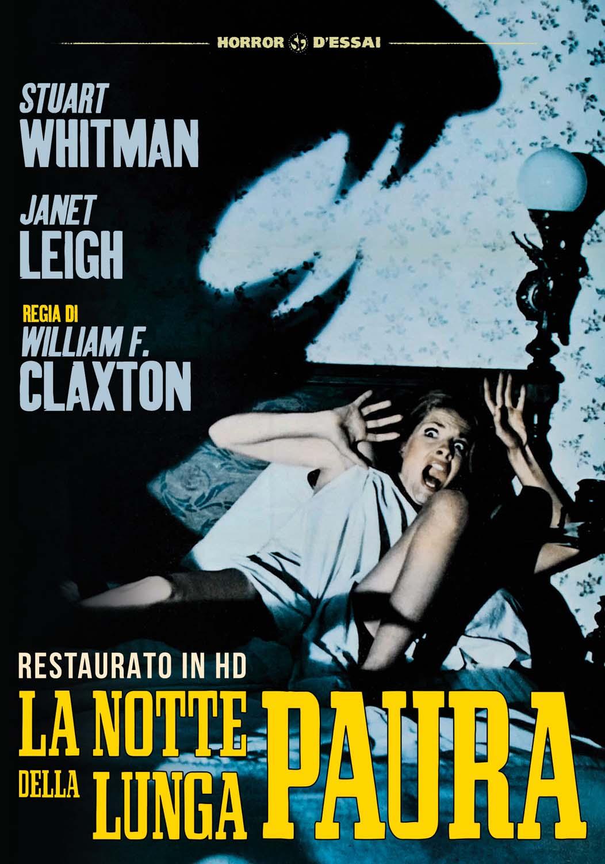 LA NOTTE DELLA LUNGA PAURA (RESTAURATO IN HD) (DVD)