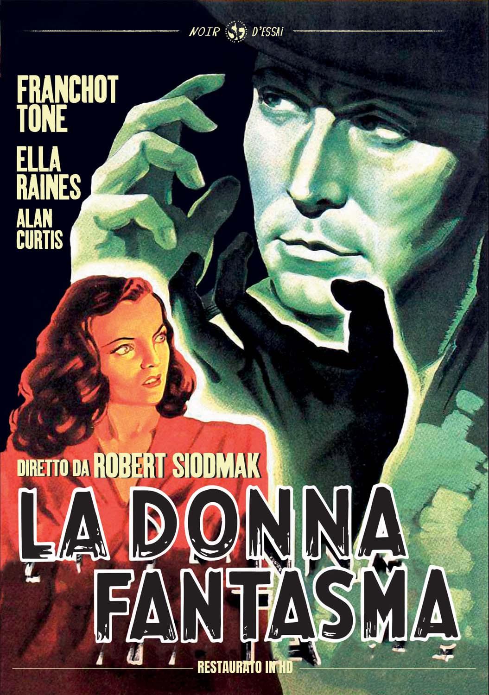 LA DONNA FANTASMA (RESTAURATO IN HD) (DVD)