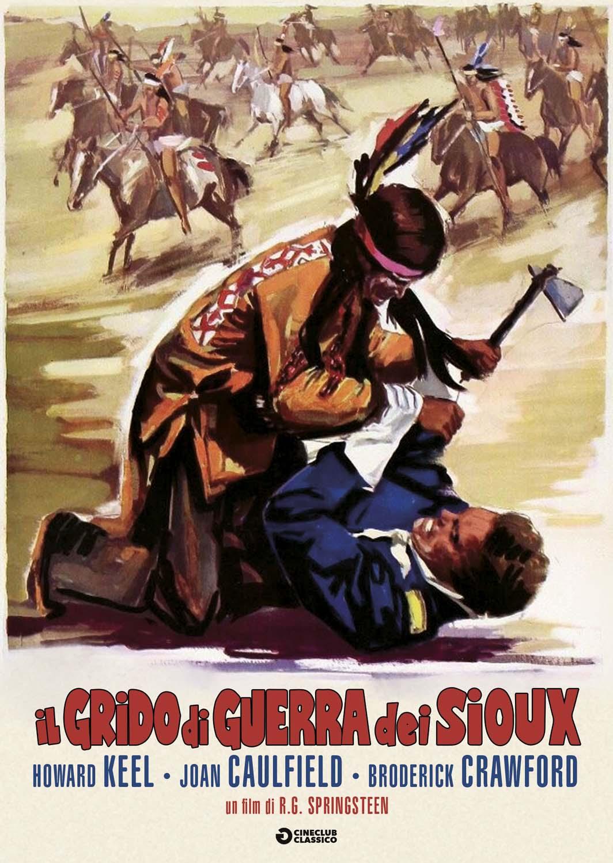 IL GRIDO DI GUERRA DEI SIOUX (DVD)