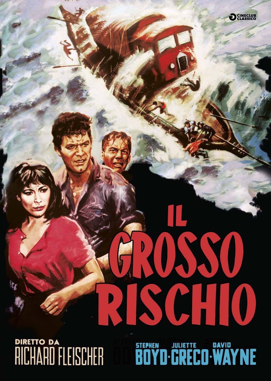IL GROSSO RISCHIO (DVD)