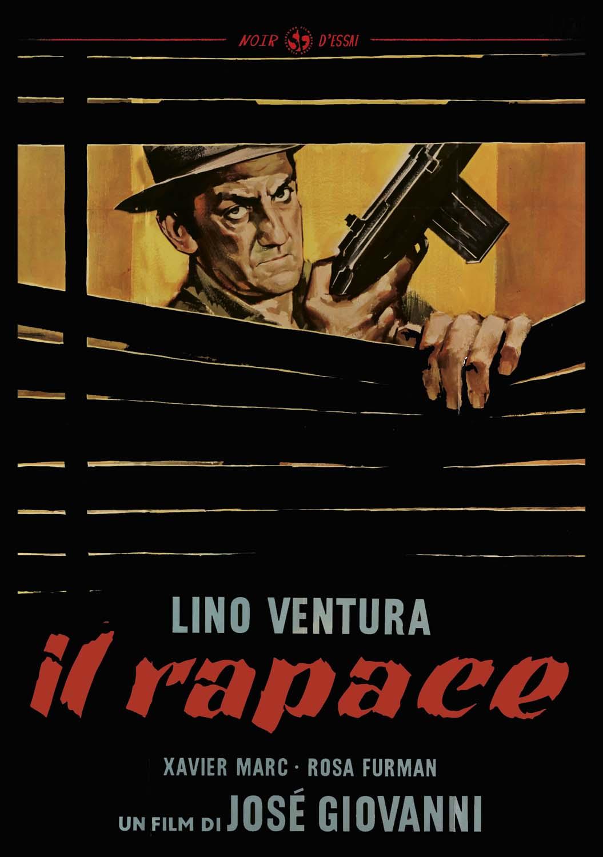 IL RAPACE (DVD)