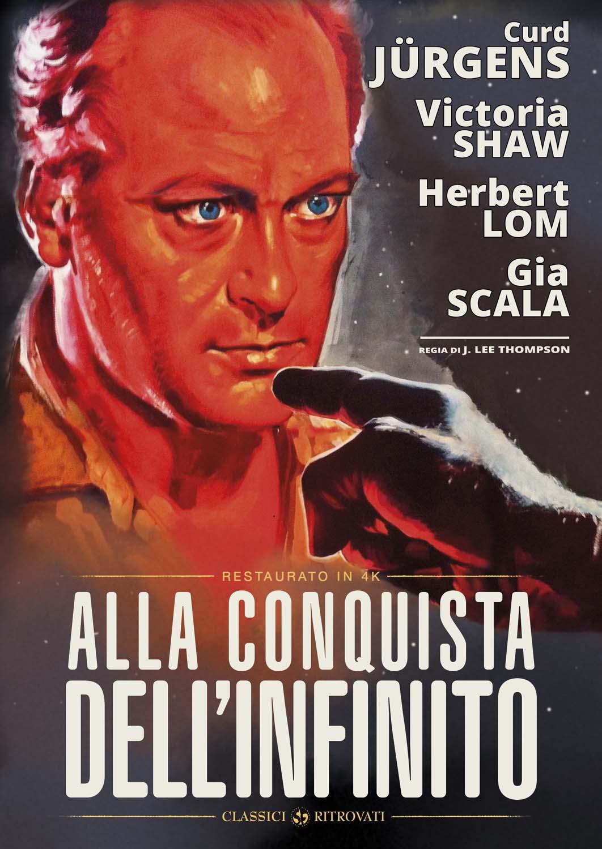 ALLA CONQUISTA DELL'INFINITO (RESTAURATO IN 4K) (DVD)
