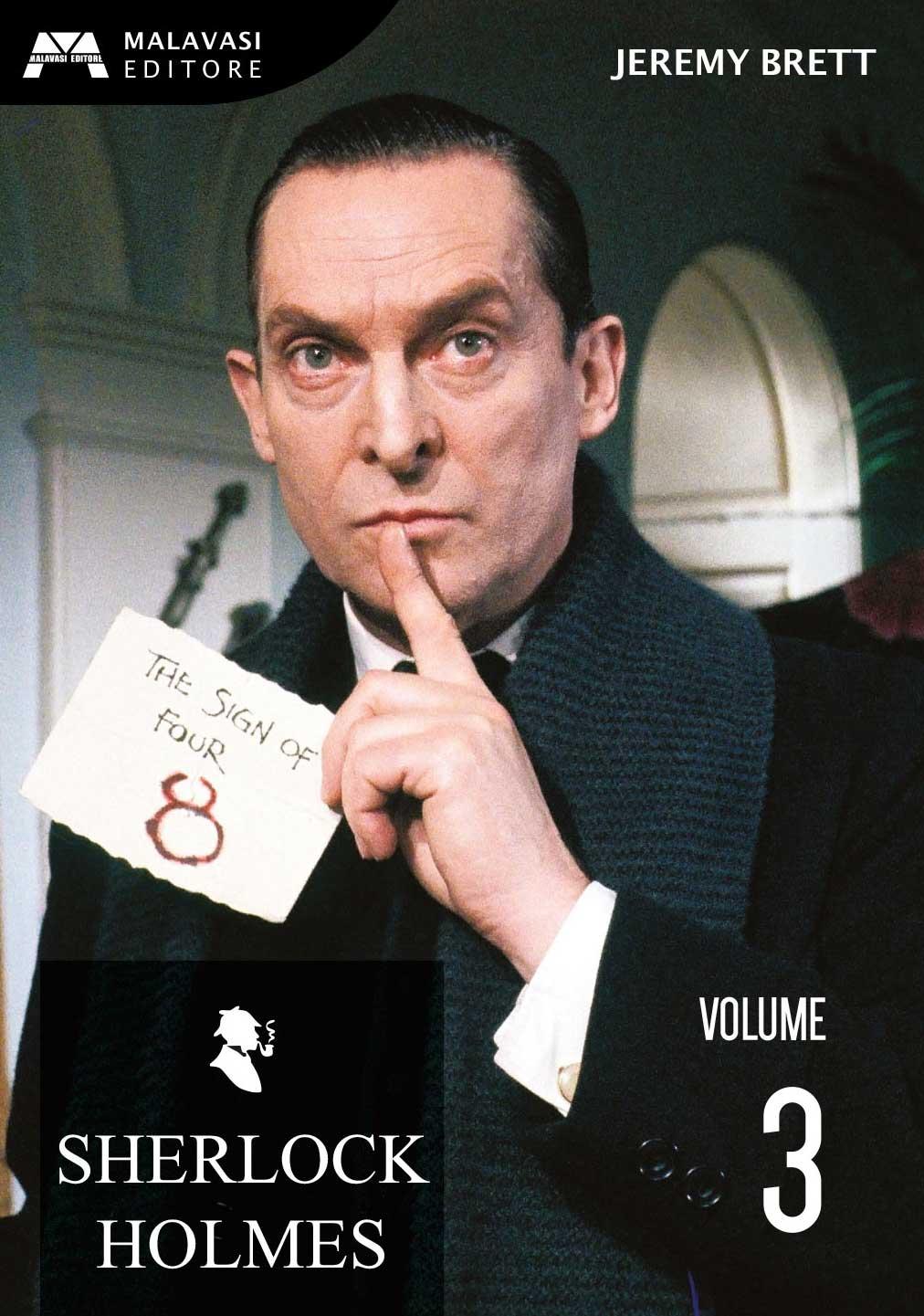 COF.SHERLOCK HOLMES #03 (2 DVD) (DVD)