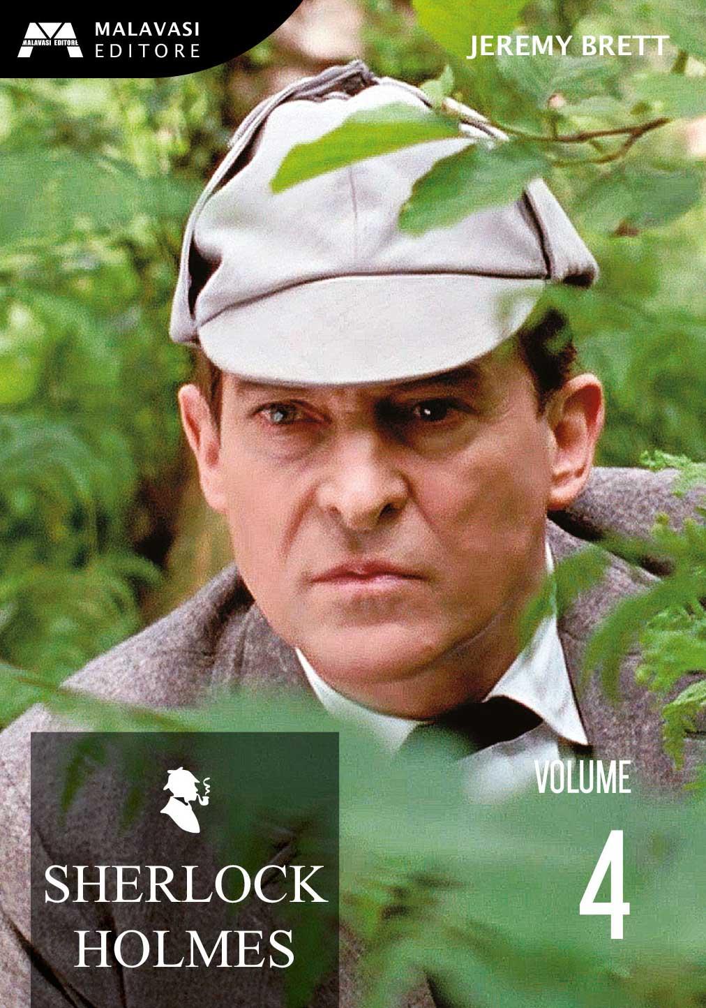 COF.SHERLOCK HOLMES #04 (2 DVD) (DVD)