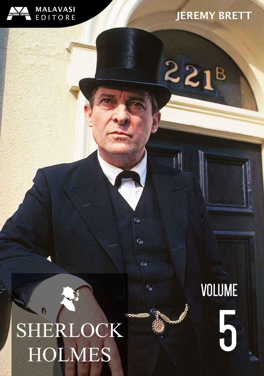 COF.SHERLOCK HOLMES #05 (2 DVD) (DVD)
