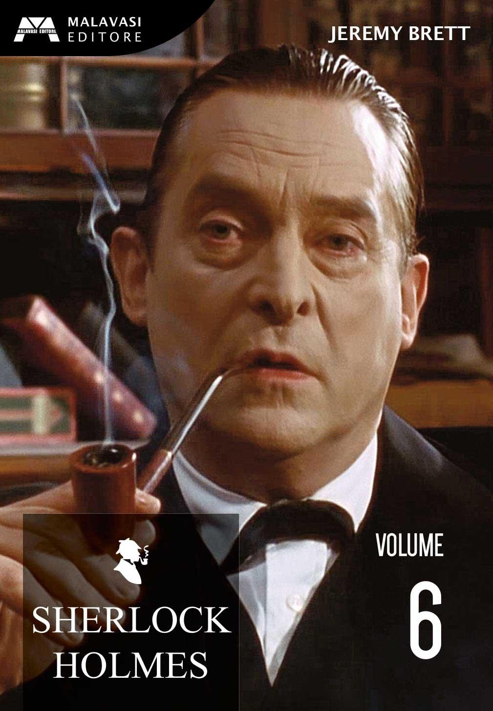 COF.SHERLOCK HOLMES #06 (2 DVD) (DVD)