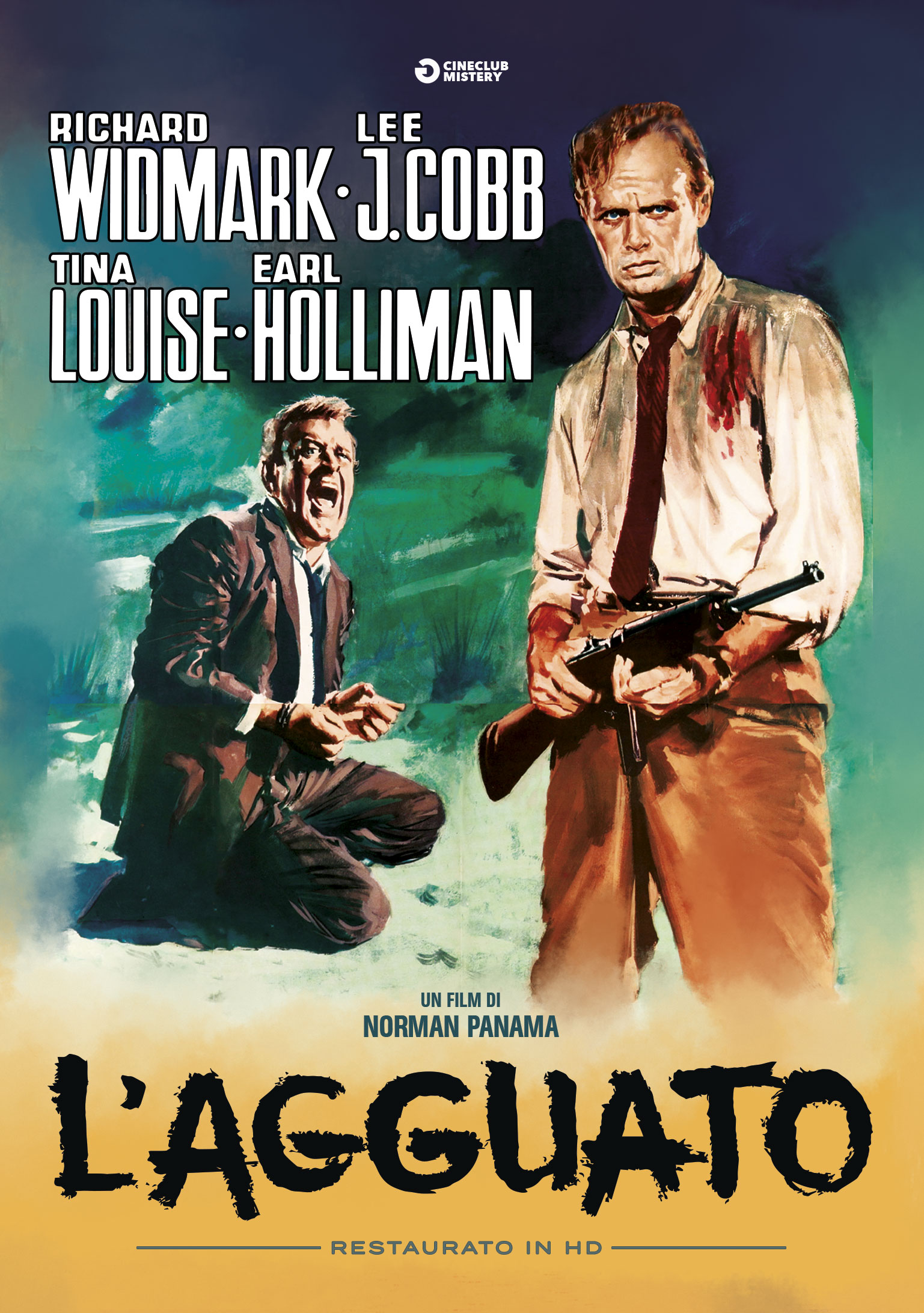L'AGGUATO (RESTAURATO IN HD) (DVD)