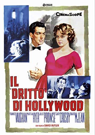IL DRITTO DI HOLLYWOOD (DVD)
