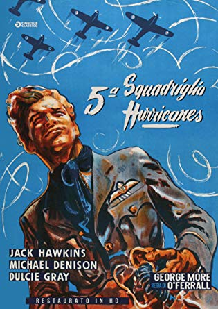 5 SQUADRIGLIA HURRICANES (RESTAURATO IN HD) (DVD)