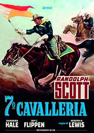 SETTIMO CAVALLERIA (RESTAURATO IN HD) (DVD)
