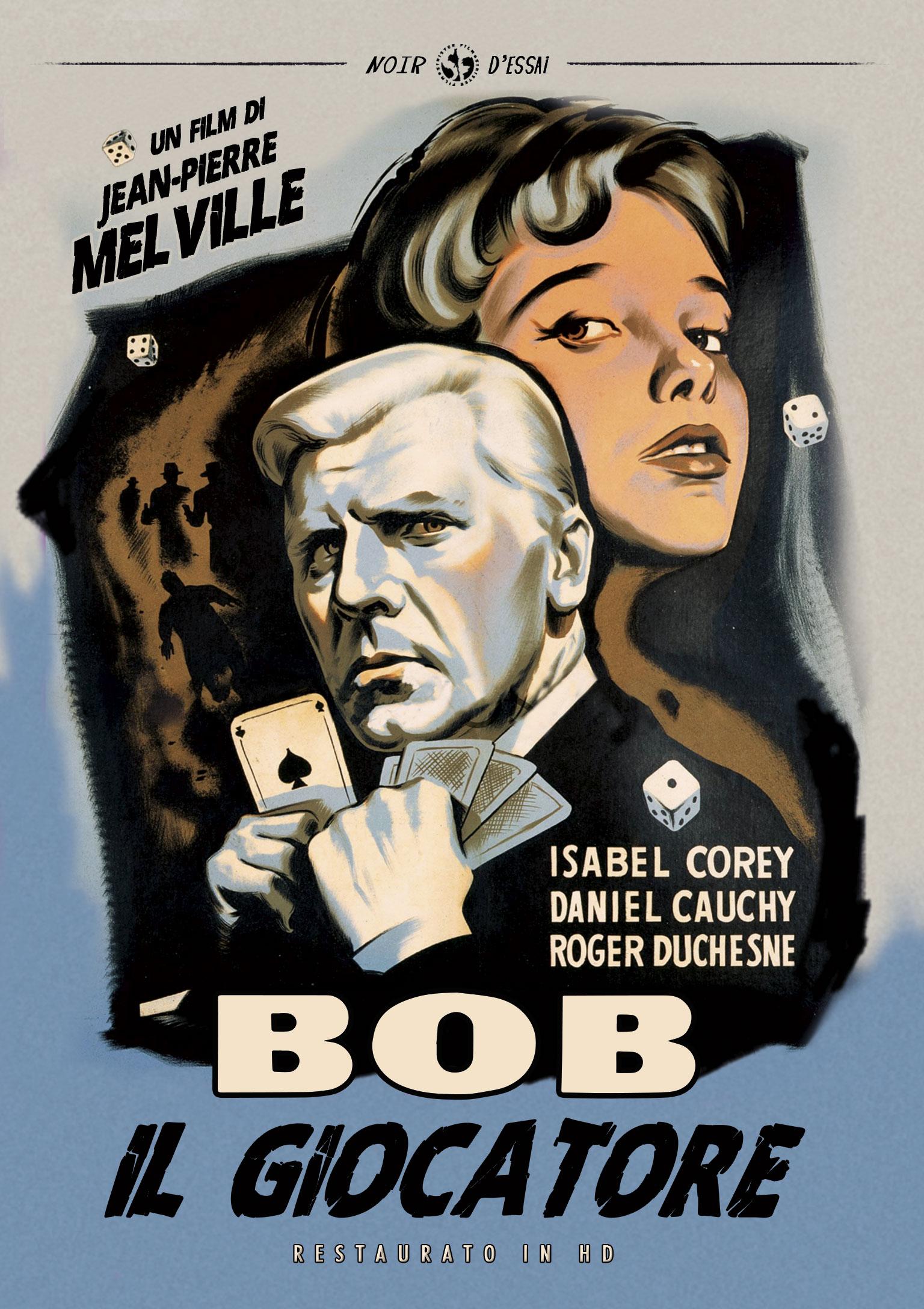 BOB IL GIOCATORE (RESTAURATO IN HD) (DVD)