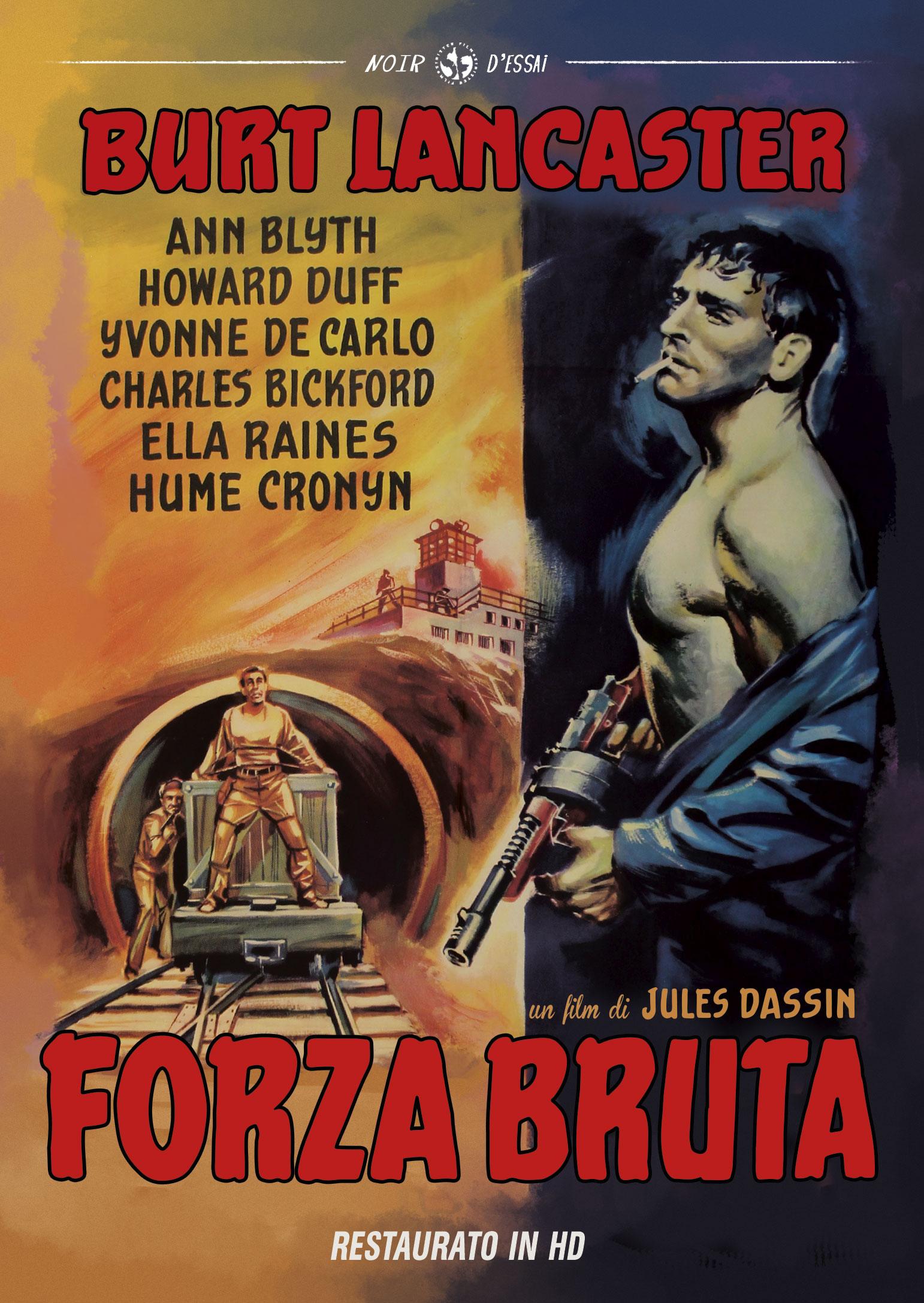 FORZA BRUTA (RESTAURATO IN HD) (DVD)
