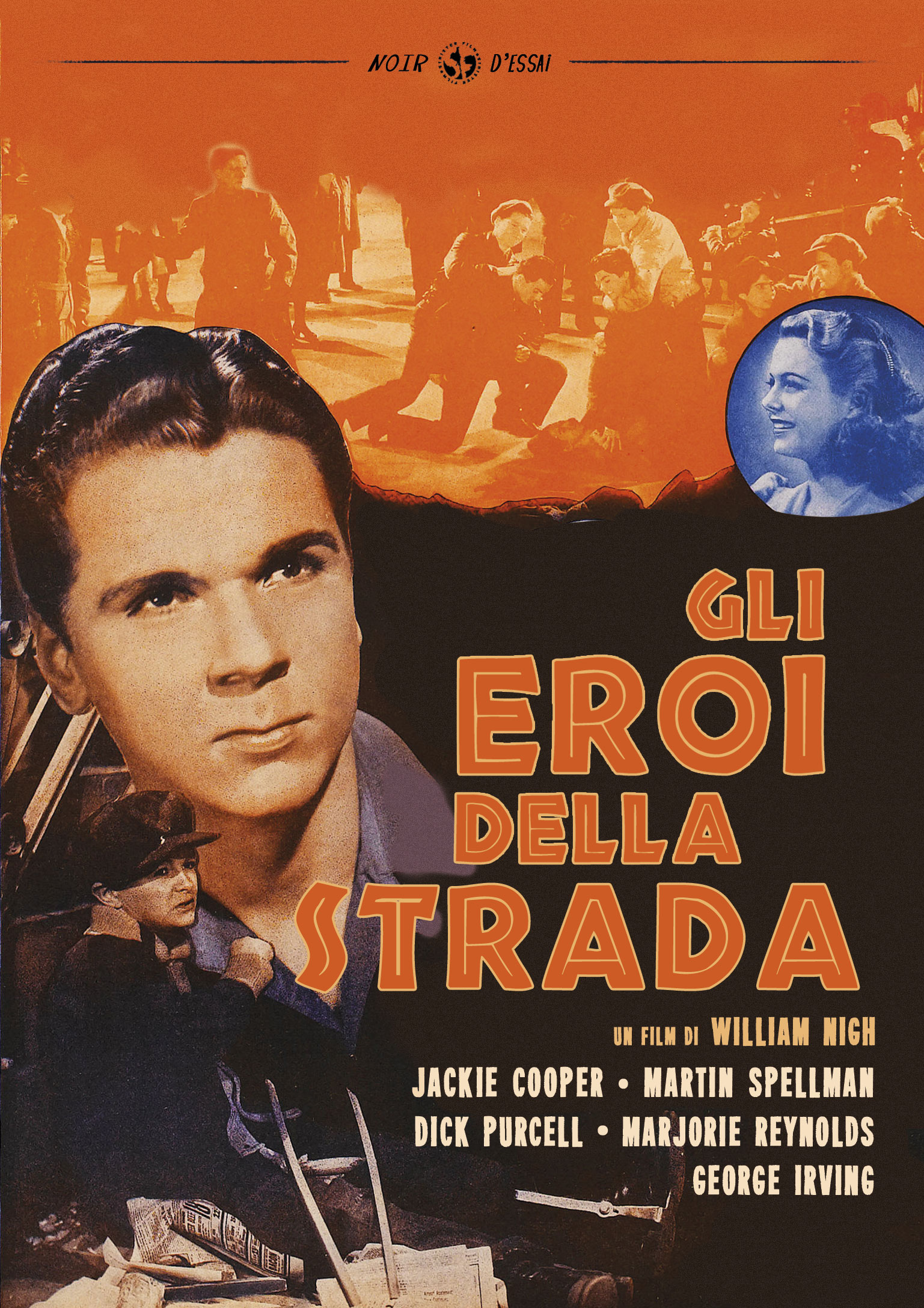 GLI EROI DELLA STRADA (DVD)