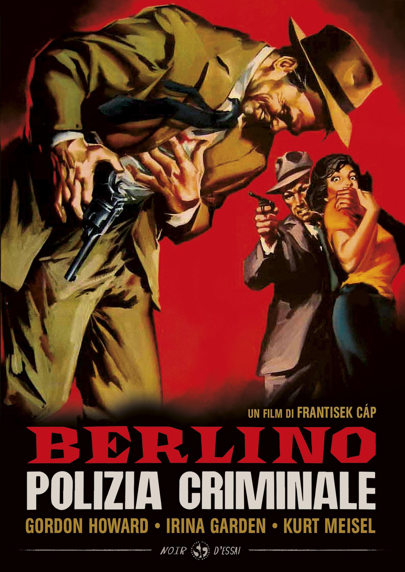 BERLINO POLIZIA CRIMINALE (DVD)