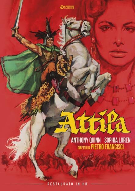 ATTILA (RESTAURATO IN HD) (DVD)