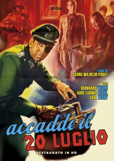 ACCADDE IL 20 LUGLIO (RESTAURATO IN HD) (DVD)