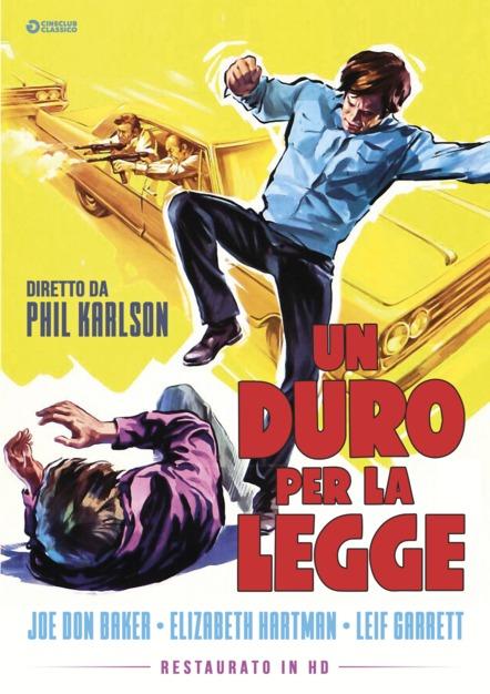 UN DURO PER LA LEGGE (RESTAURATO IN HD) (DVD)