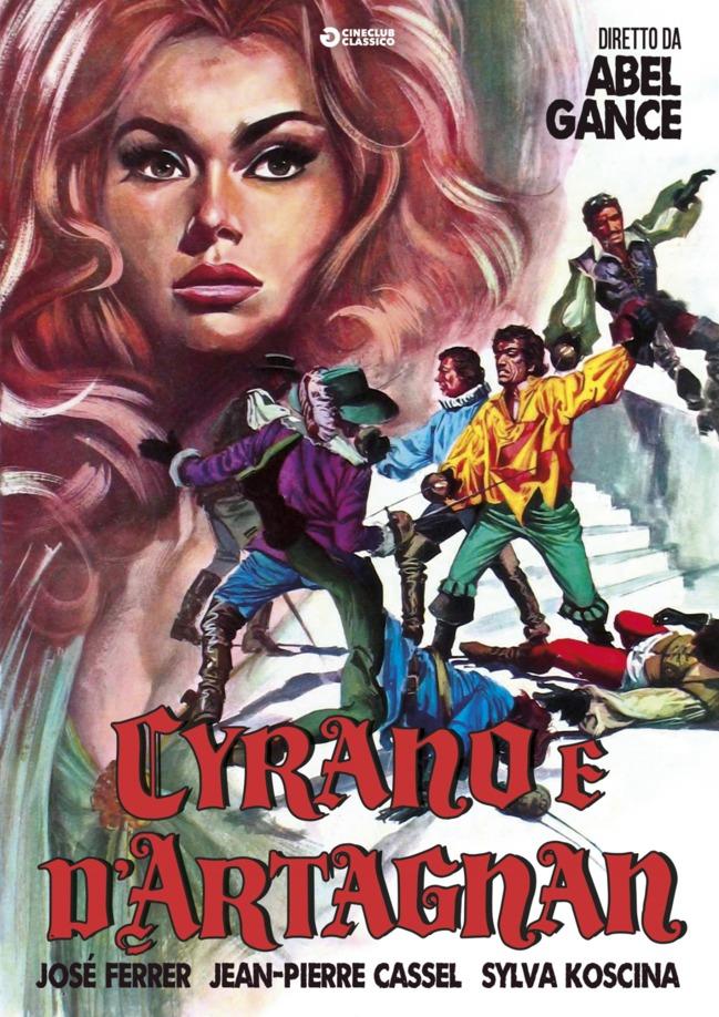 CYRANO E D'ARTAGNAN (DVD)