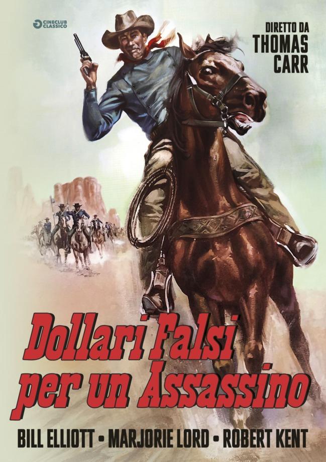 DOLLARI FALSI PER UN ASSASSINO (DVD)