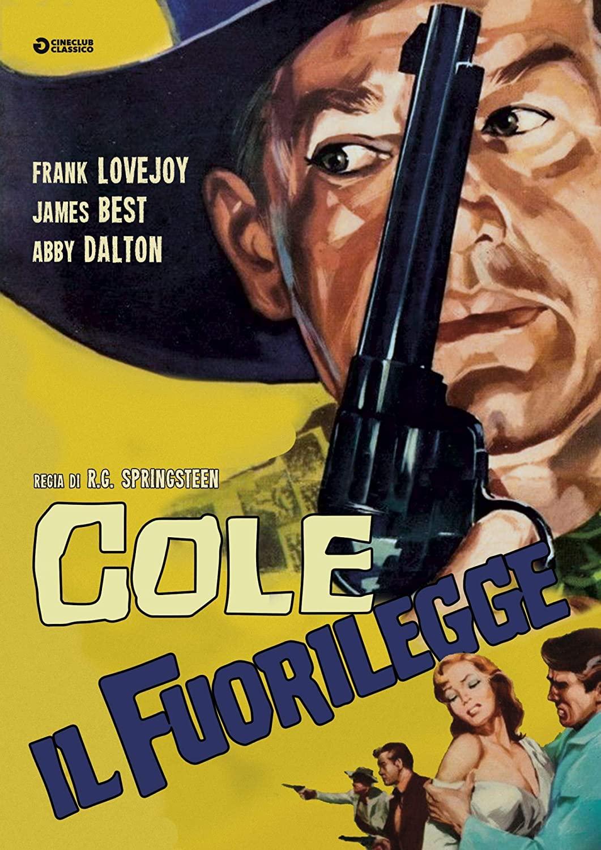 COLE IL FUORILEGGE (DVD)