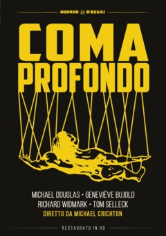 COMA PROFONDO (RESTAURATO IN HD) (DVD)