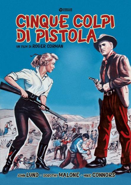 CINQUE COLPI DI PISTOLA (DVD)