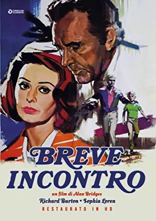 BREVE INCONTRO (RESTAURATO IN HD) (DVD)