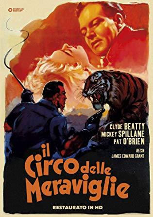 IL CIRCO DELLE MERAVIGLIE (RESTAURATO IN HD) (DVD)