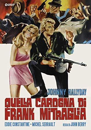 QUELLA CAROGNA DI FRANK MITRAGLIA (DVD)