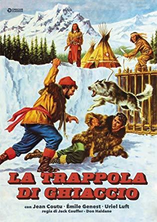 LA TRAPPOLA DI GHIACCIO (DVD)