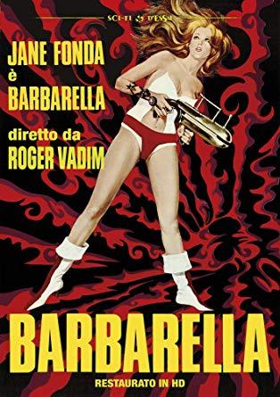 BARBARELLA (RESTAURATO IN HD) (DVD)