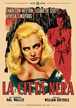 LA CITTA' NERA (RESTAURATO IN HD) (DVD)