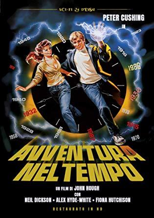 AVVENTURA NEL TEMPO (RESTAURATO IN HD) (DVD)
