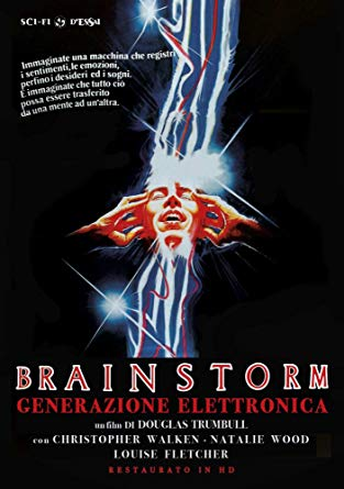 BRAINSTORM - GENERAZIONE ELETTRONICA (RESTAURATO IN HD) (DVD)
