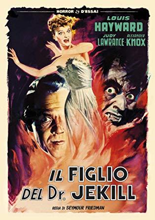 IL FIGLIO DEL DR JEKYLL (DVD)