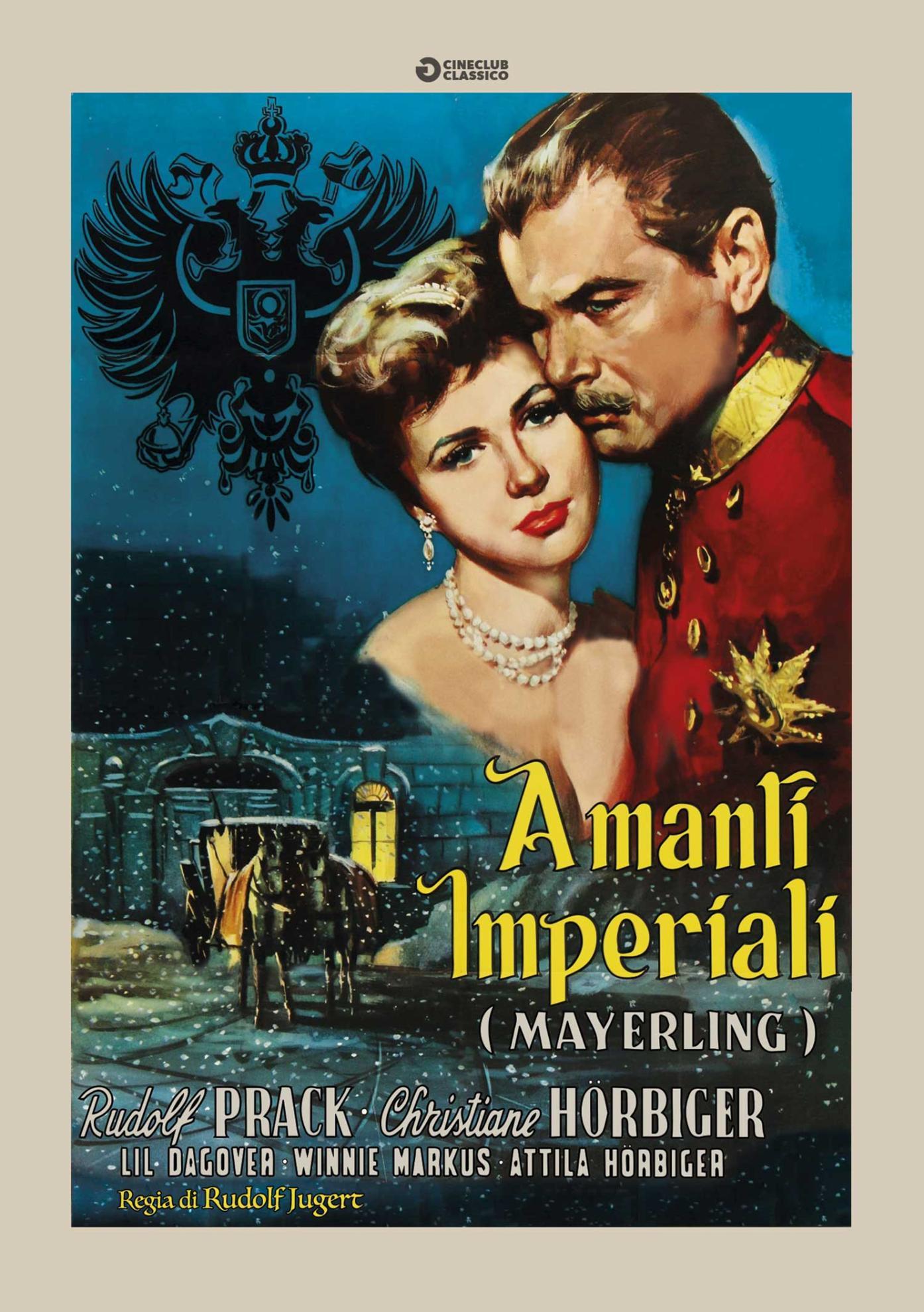 AMANTI IMPERIALI (DVD)