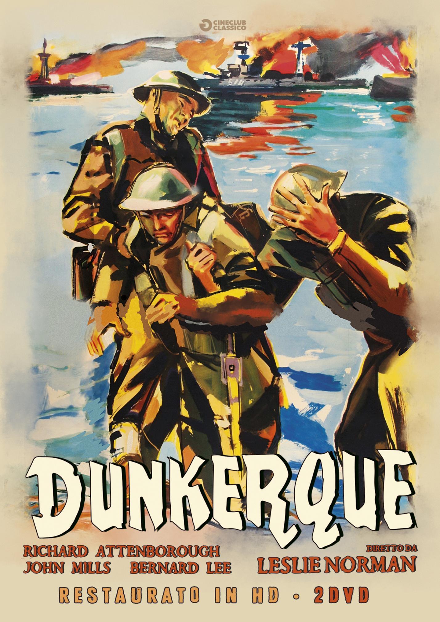 DUNKERQUE (RESTAURATO IN HD) (2 DVD) (DVD)
