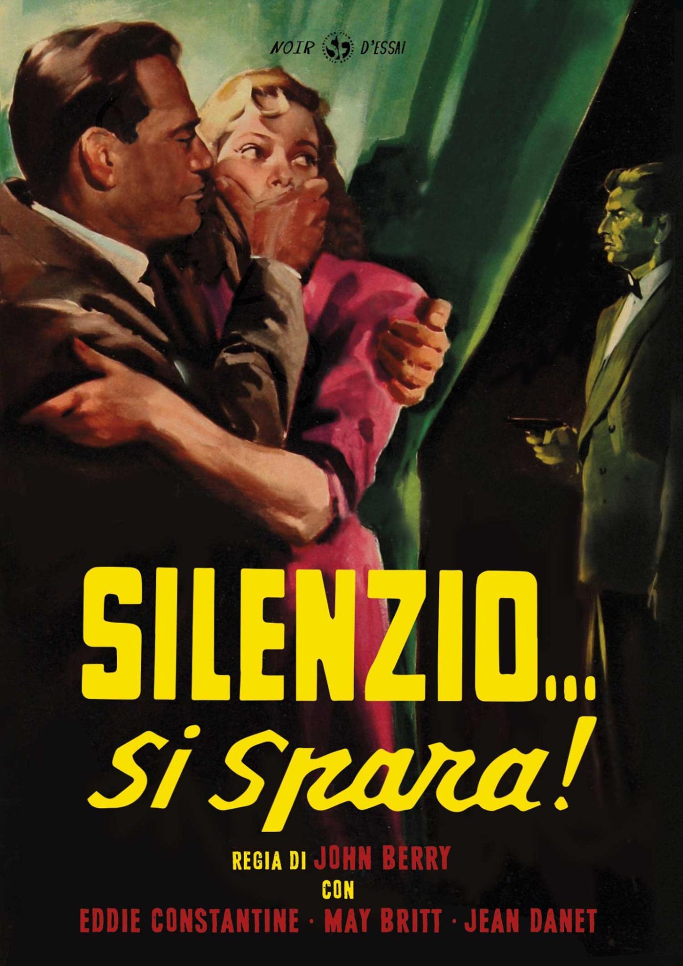 SILENZIO SI SPARA! (DVD)