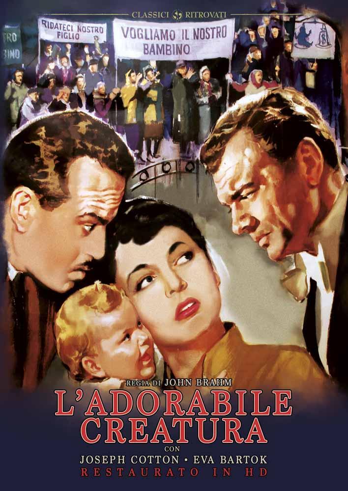 L'ADORABILE CREATURA (RESTAURATO IN HD) (DVD)
