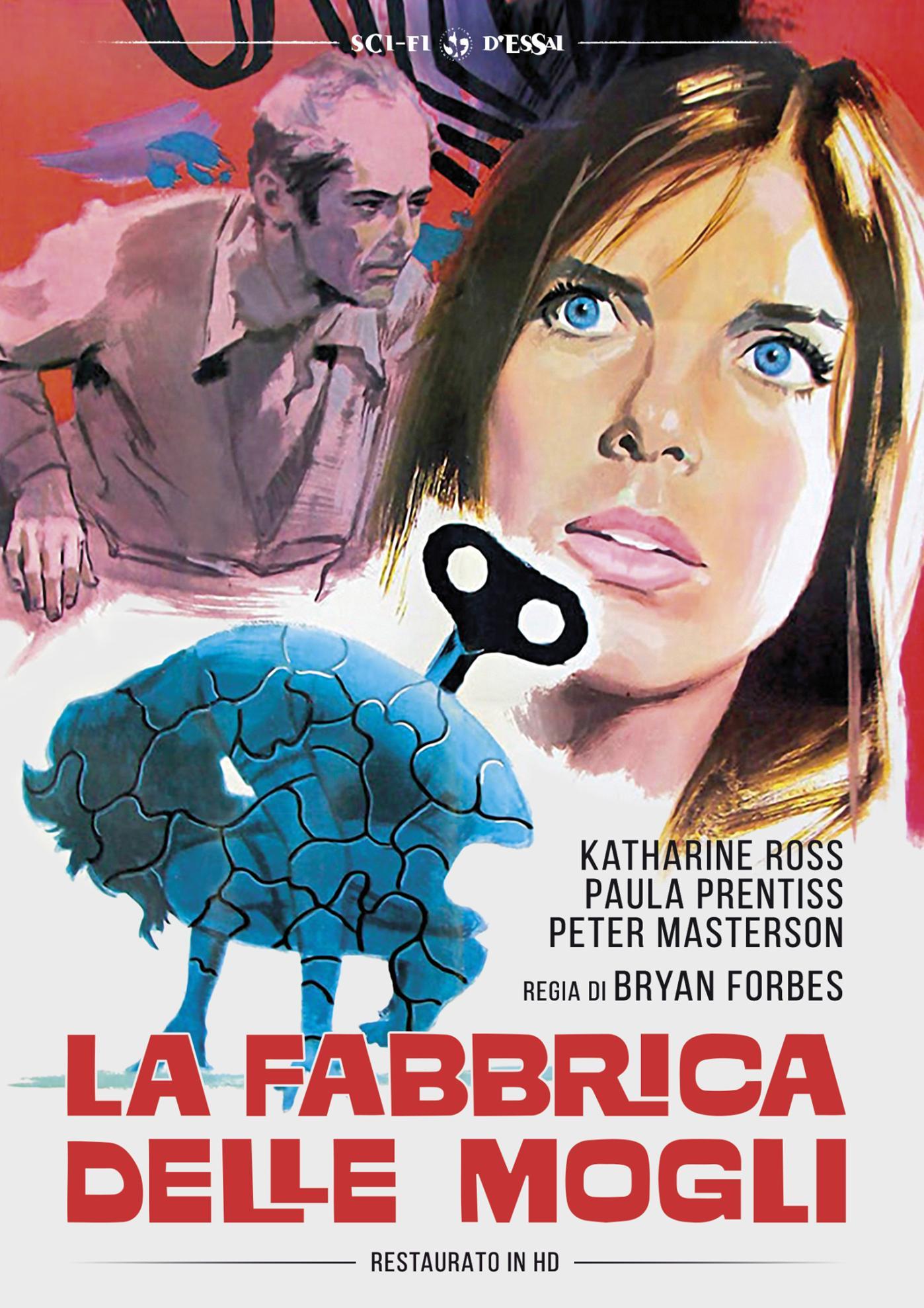 LA FABBRICA DELLE MOGLI (RESTAURATO IN HD) (DVD)