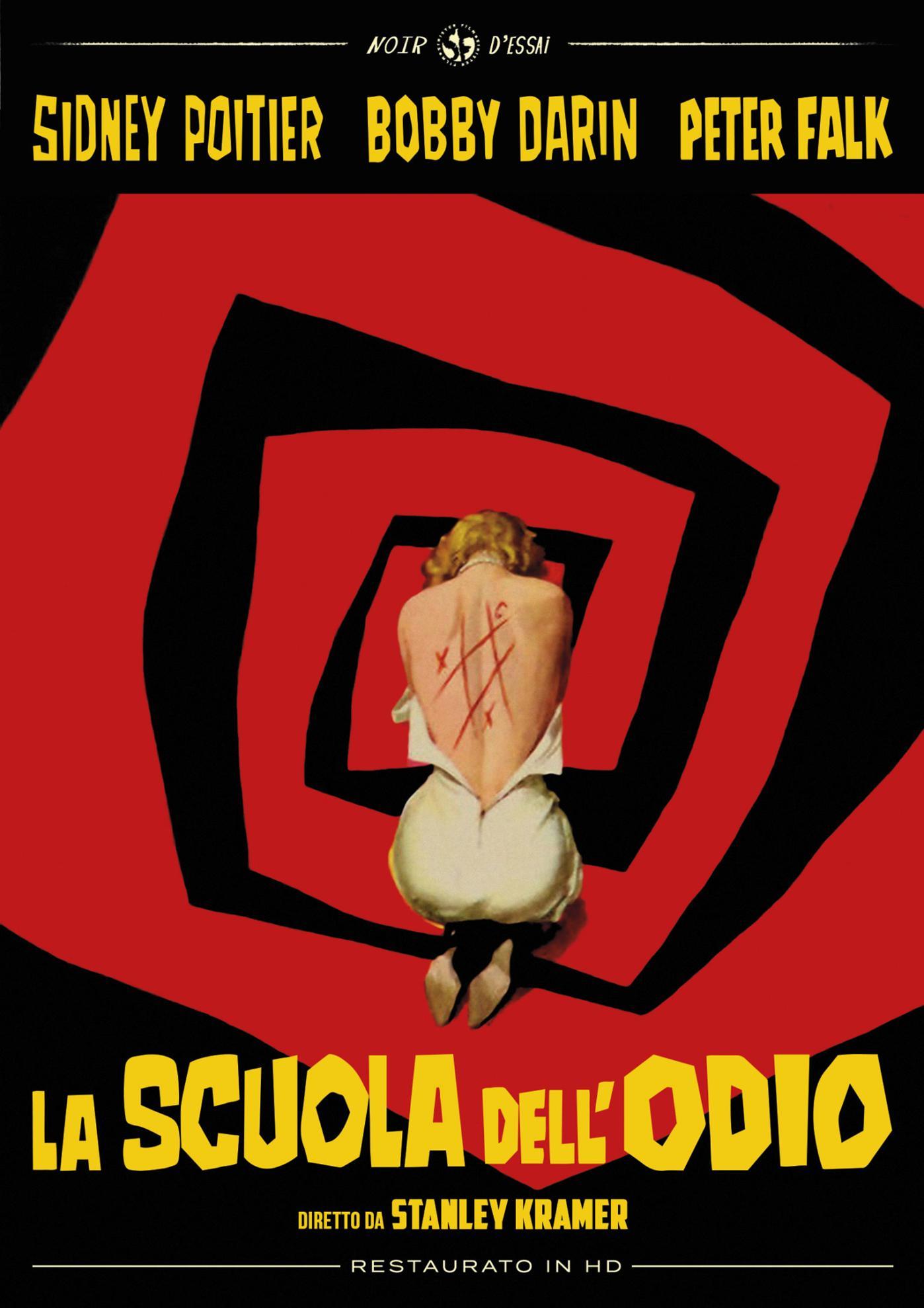 LA SCUOLA DELL'ODIO (RESTAURATO IN HD) (DVD)