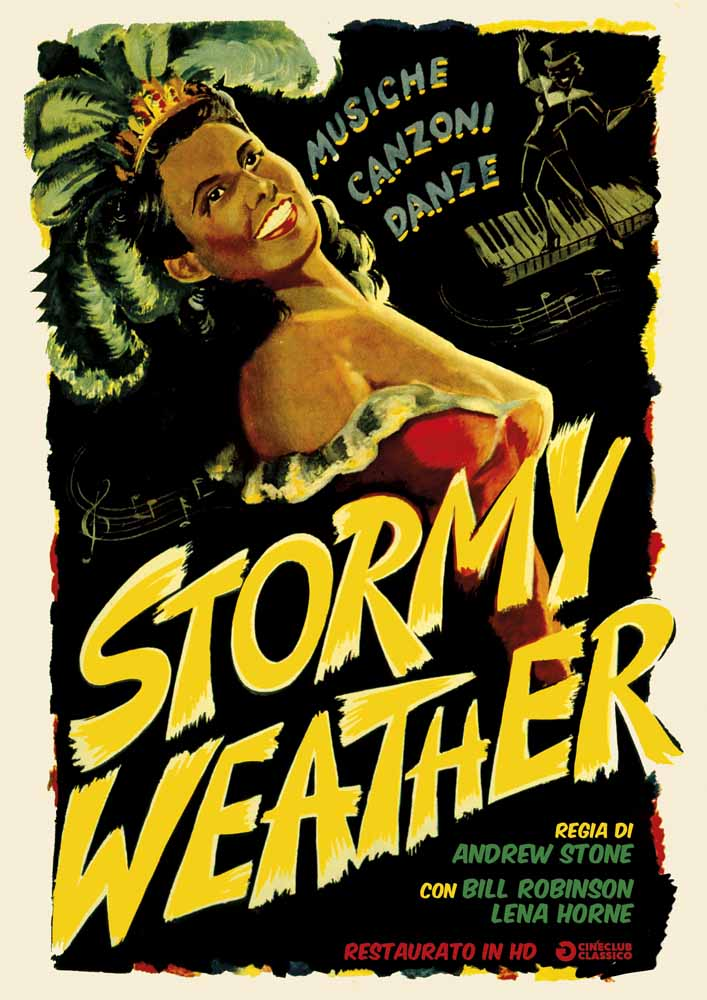 STORMY WEATHER (RESTAURATO IN HD) (DVD)